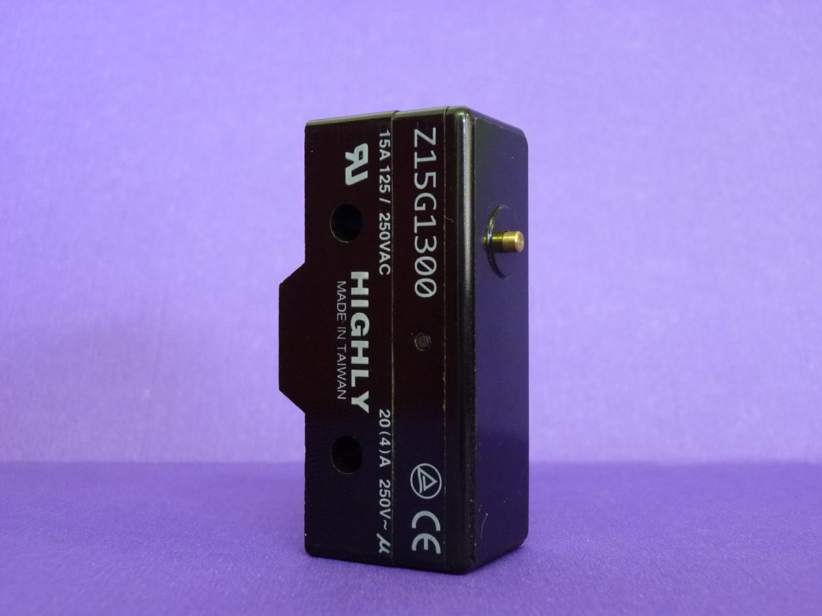 Micro switch tipo Z